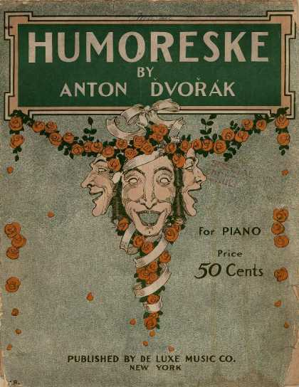 Sheet Music - Humoreske; Op. 101, no. 7