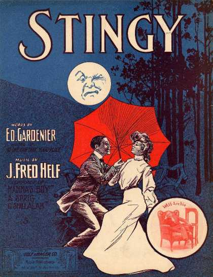 Sheet Music - Stingy