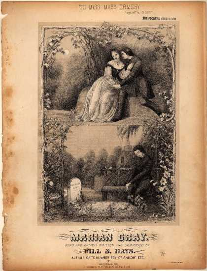 Sheet Music - Marian Gray