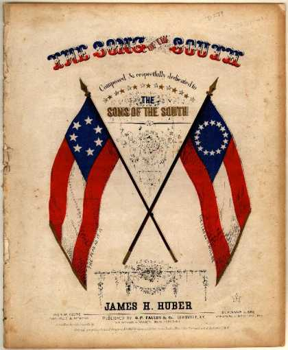 Sheet Music - The song of the South