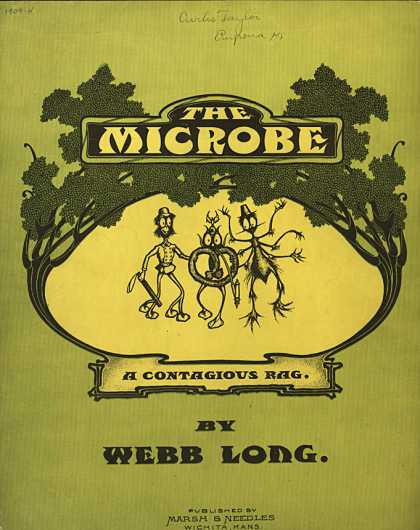 Sheet Music - The microbe