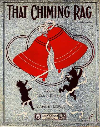 Sheet Music - That chiming rag