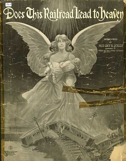Sheet Music - Does this railroad lead to heaven