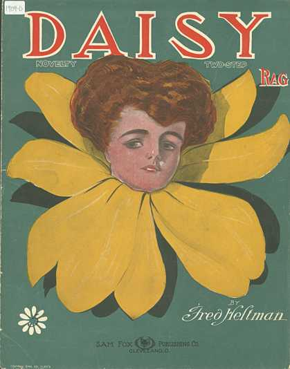 Sheet Music - Daisy rag