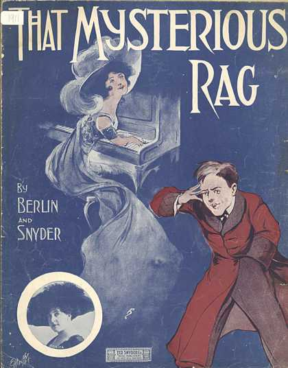 Sheet Music - That mysterious rag