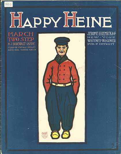 Sheet Music - Happy Heinie