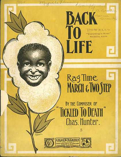 Sheet Music - Back to life