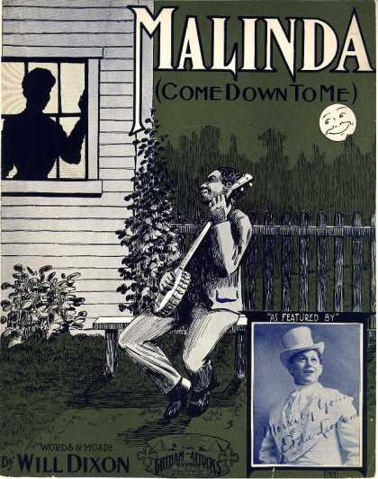 Sheet Music - Malinda; Come down to me