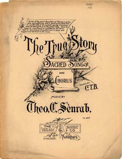 Sheet Music - True story