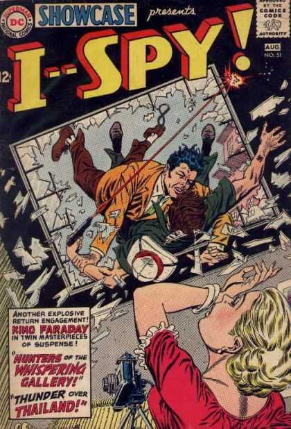 Showcase 51 - Carmine Infantino, Murphy Anderson