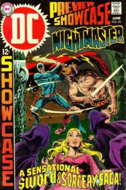 Showcase 83 - Joe Kubert
