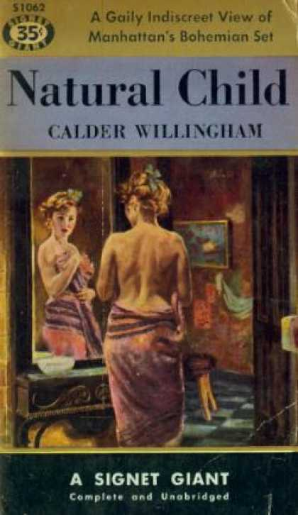 Signet Books - Natural Child - Calder Willingham