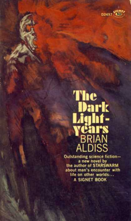 Signet Books - The Dark Light Years - Brian W. Aldiss