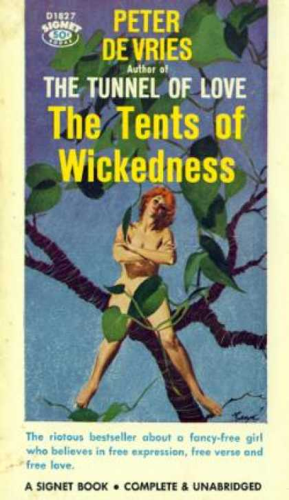 Signet Books - The Tents of Wickedness