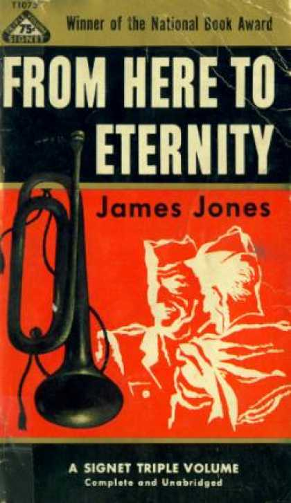 Signet Books - From Here To Eternity