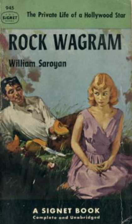 Signet Books - Rock Wagram,: A Novel - William Saroyan