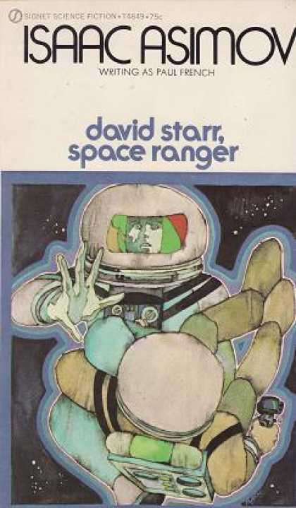 Signet Books - David Starr: Space Ranger