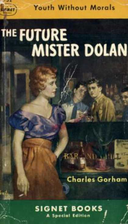 Signet Books - The Future Mister Dolan