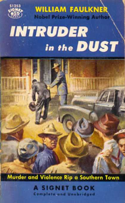 Intruder in the Dust Book Summary and Study Guide