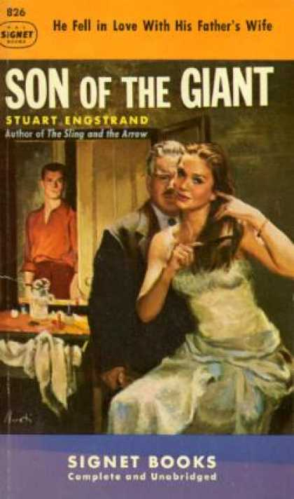 Signet Books - Son of the Giant - Stuart Engstrand