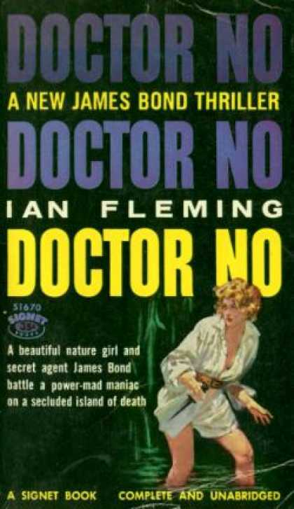 Signet Books - Doctor No - Ian Fleming