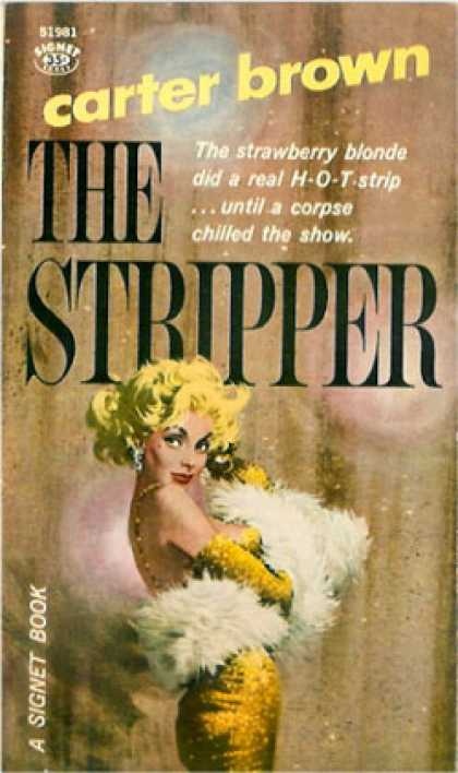 Signet Books - The Stripper