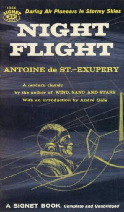 Signet Books - Night Flight