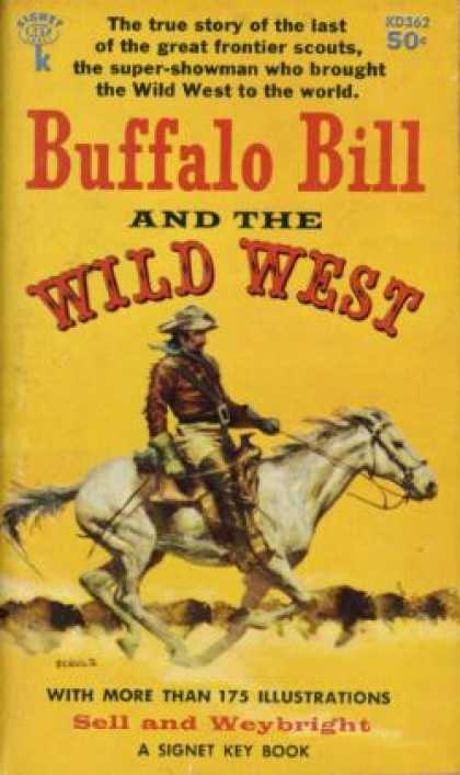 Signet Books - Buffalo Bill and the Wild West