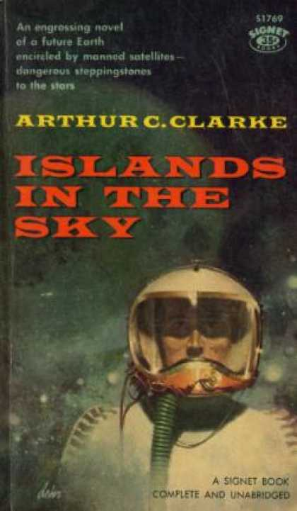Signet Books - Islands In the Sky