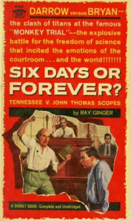 Signet Books - Six Days or Forever?