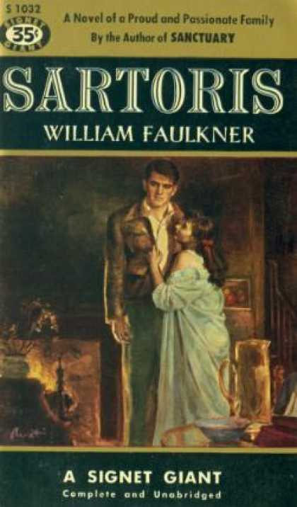 william faulkner barn burning time period