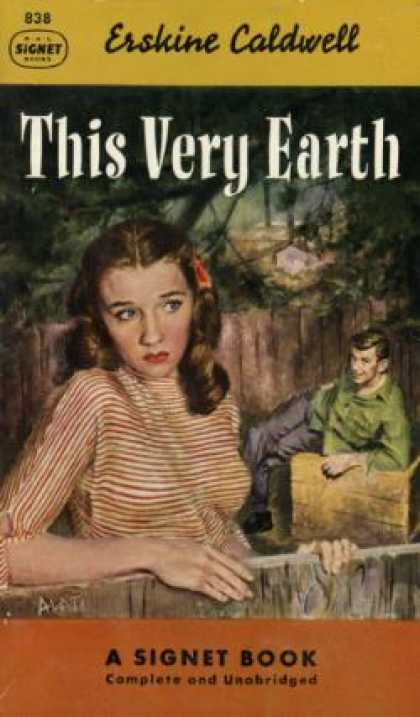 Signet Books - This Very Earth