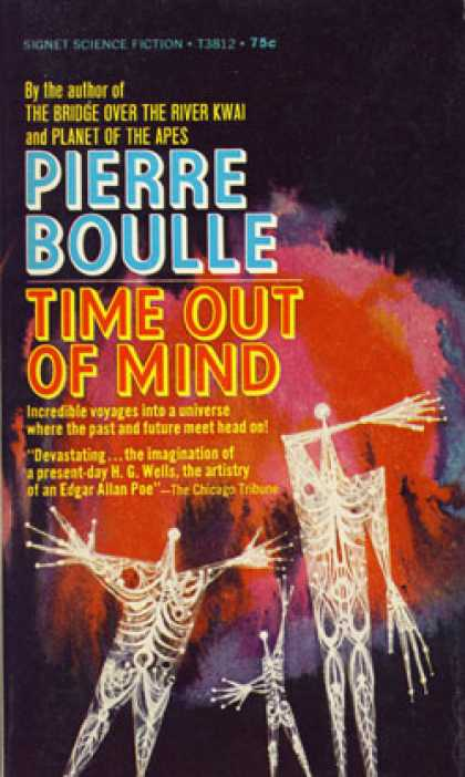 Signet Books - Time Out of Mind - Pierre Boulle