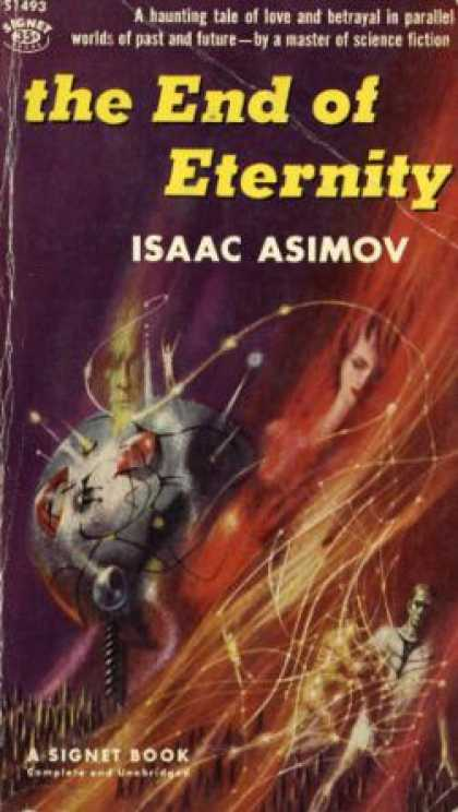 Signet Books - The End of Eternity - Isaac Asimov