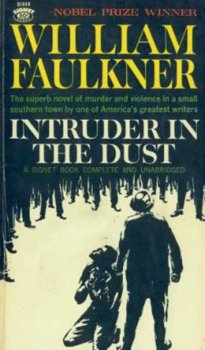 Signet Books - Intruder In the Dust