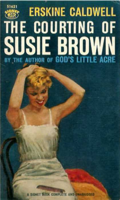 Signet Books - The Courting of Susie Brown