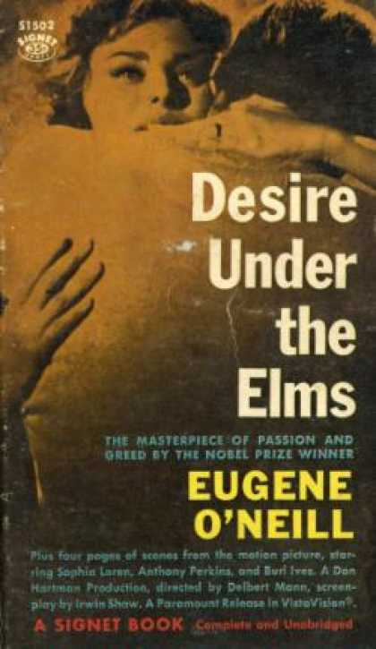 Signet Books - Desire Under the Elms