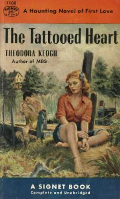 Signet Books - The Tattooed Heart - Theodora Keogh