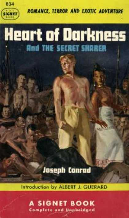 the theme of darkness in heart of darkness a novel by joseph conrad Joseph conrad's most read novella heart of darkness has double meaning in its title one dictionary meaning is that the title refers to the interior of the africa called congo.
