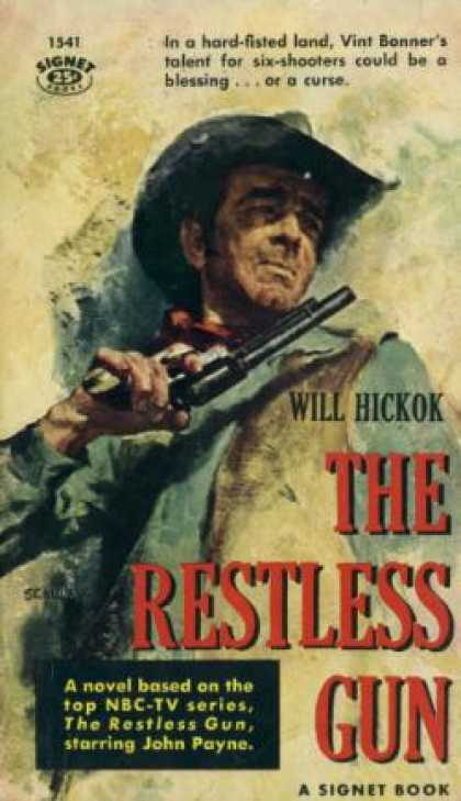 Signet Books - The restless gun - Will Hickok