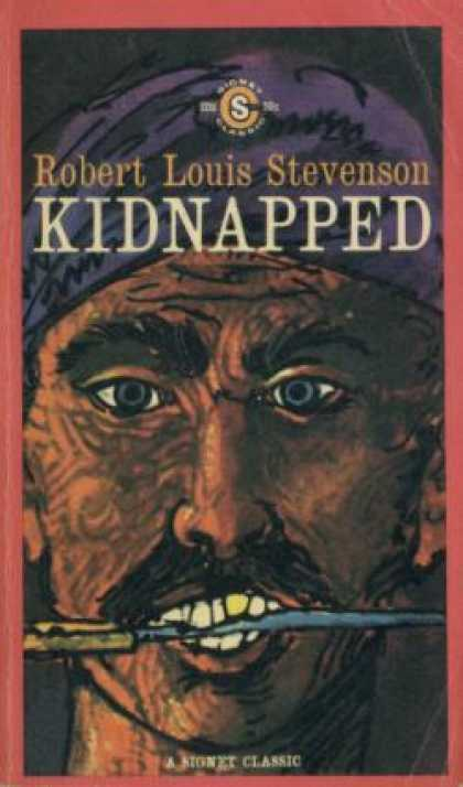Signet Books - Kidnapped