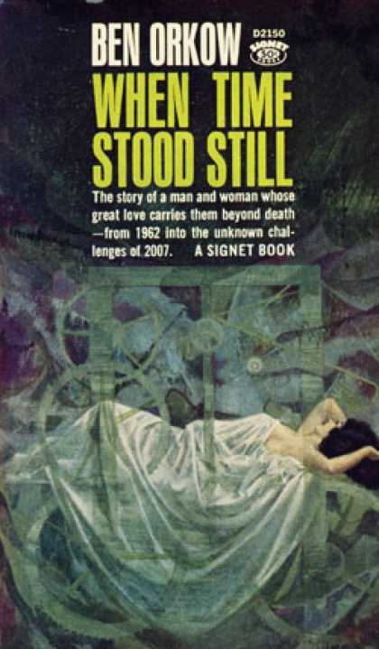Signet Books - When Time Stood Still - Ben Orkow