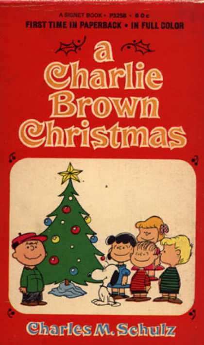 Signet Books - A Charlie Brown Christmas - Charles M. Schulz