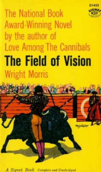 Signet Books - The Field of Vision