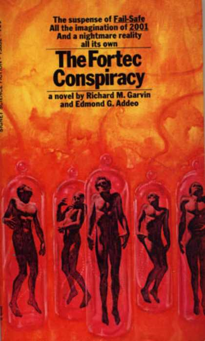 Signet Books - The Fortec Conspiracy - Richard M. Garvin