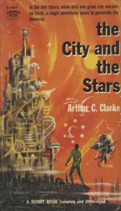 Signet Books - The City and the Stars