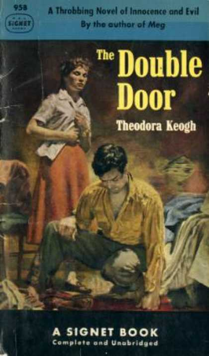 Signet Books - The Double Door