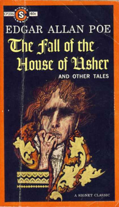 Signet Books - The Fall of the House of Usher and Other Tales: Fourteen Tales of Terror, Imagin
