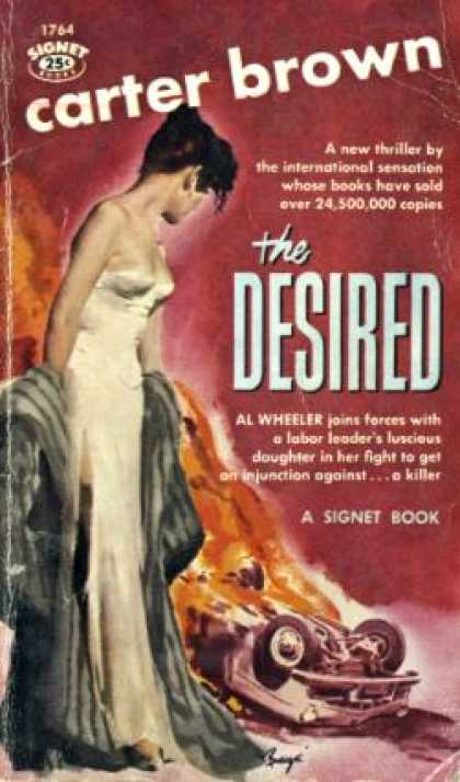 Signet Books - The Desired