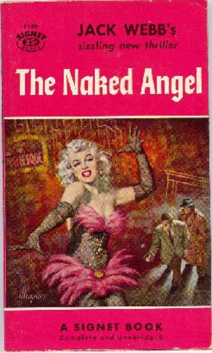 Signet Books - The Naked Angel